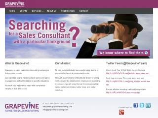 grapevinerecruiting.com