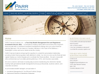 parrfinancialsolutions.com