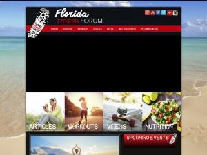 floridafitnessforum.com